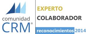 Comunidad CRM 2014 Expert Contributor_2