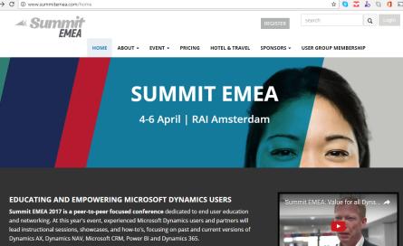 CRMUG_EMEA_Summit_Amsterdam2017_Home