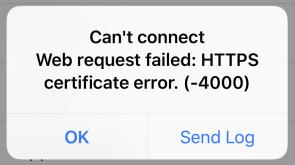 ramontebar_blog_Resco Mobile App Certificate error