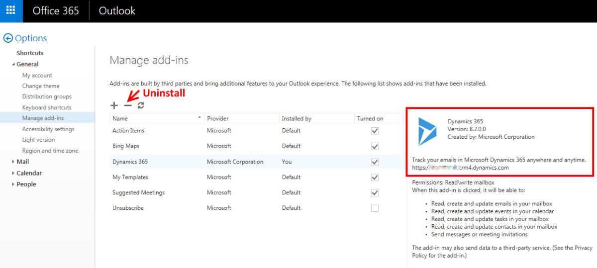 Fixing Dynamics Outlook App deployment issues – @ramontebar
