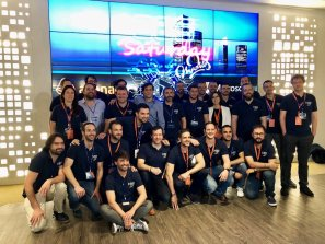 Dynamics 365 Saturday Madrid May 2018 - Speakers picture