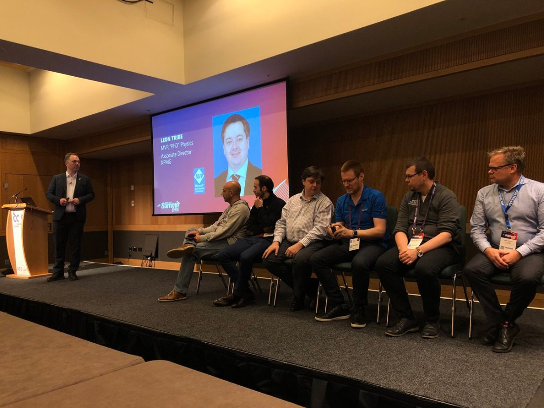 Summit EMEA 2018 Dublin - Integration Panel