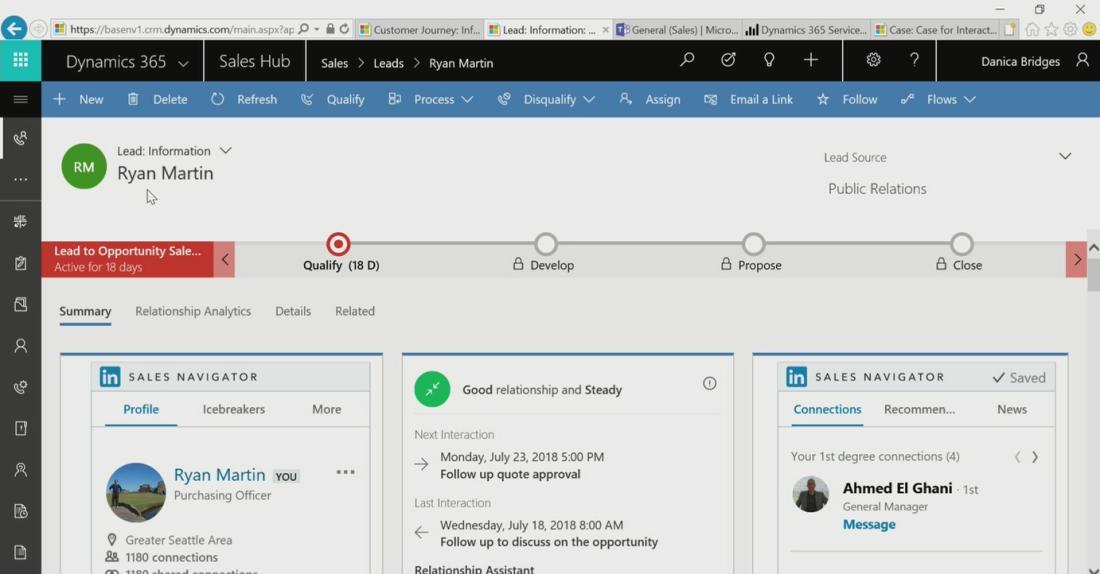rtb_blog_Business App Summit_Polaris Demo_LinkedIn integration with UI